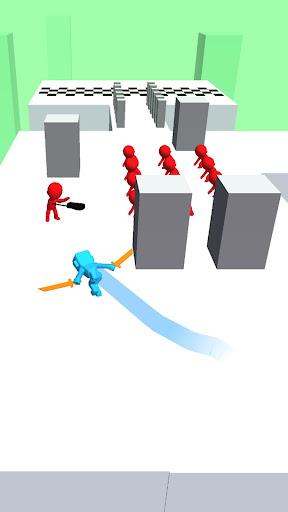Cut u2019em All: Samurai Dash modavailable screenshots 1