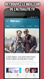 Télé Star Programme TV- screenshot thumbnail
