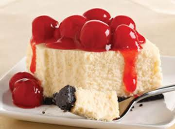 Dreamy creamy philadelphia New York cheesecake