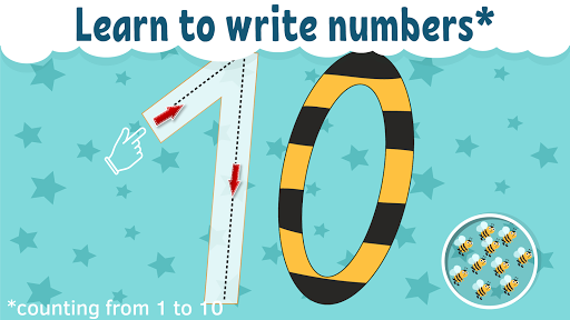 Learning numbers and counting for kids screenshots 3