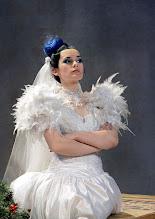 Photo: Wiener Kammeroper: GLI UCCELLATORI von Florian Leopold Gassmann. Inszenierung: Jean Renshaw. Premiere 22.3.2015. Natalia Kawalek. Copyright: Barbara Zeininger