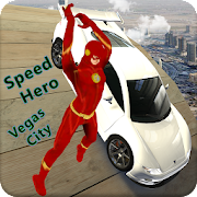 Game Speed Hero Airborne Mega Ramp in Vegas City APK for Windows Phone