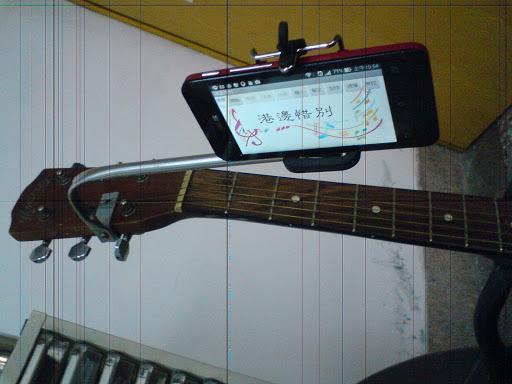 行動歌譜 西北雨 ,讓你隨時可以唱歌或彈奏樂器。
