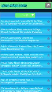 Lustige Sprüche & Zitate screenshot 2