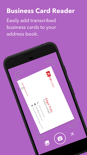 FullContact Address Book screenshot