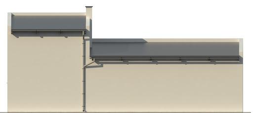 G184 - Elewacja tylna