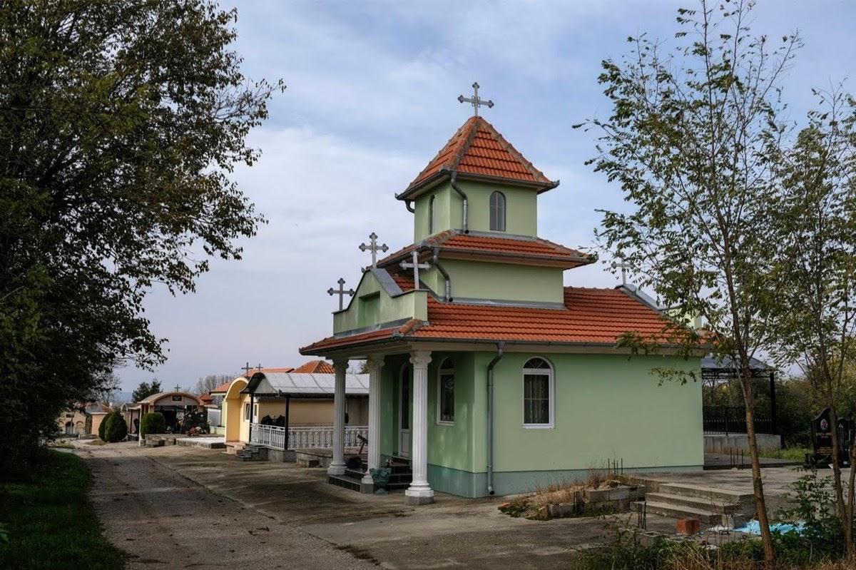 As vilas dos mortos ao leste da Sérvia