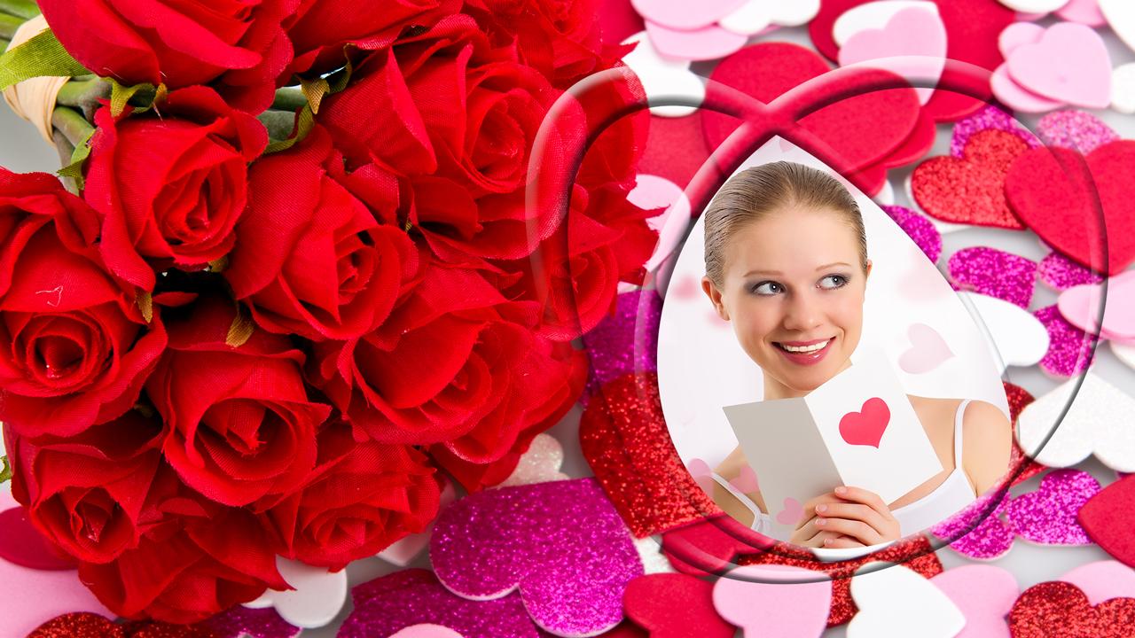 Valentine bilderrahmen – Android-Apps auf Google Play