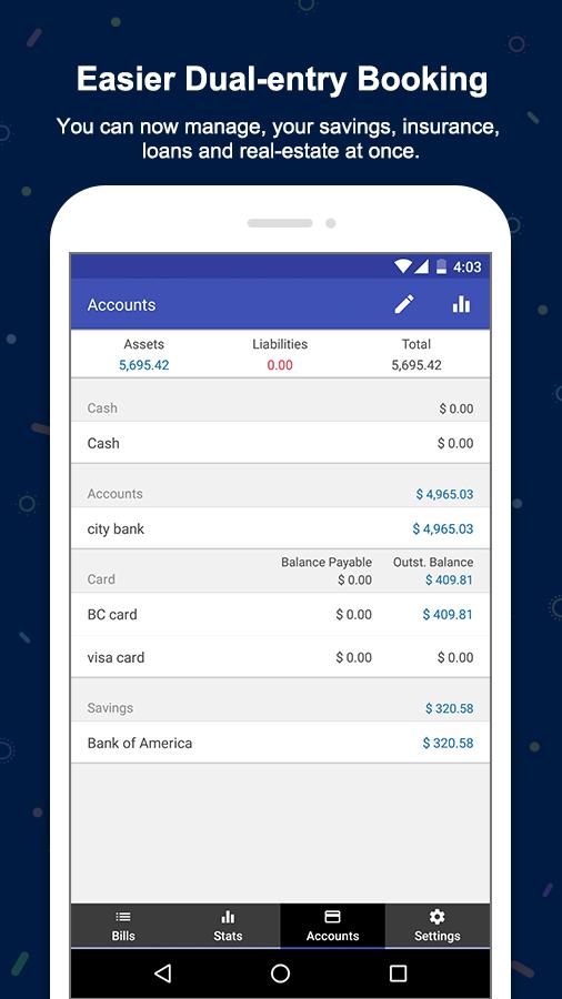 Money Manager (+PC Editing) Screenshot 5