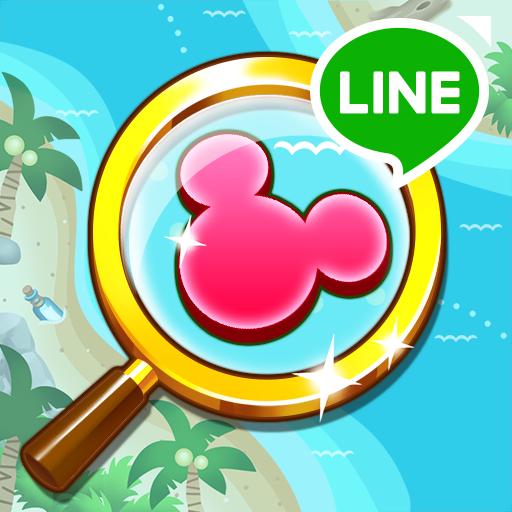 LINE迪士尼來找碴 解謎 App LOGO-硬是要APP