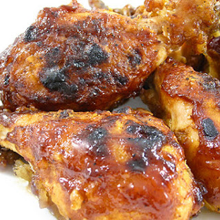 Skinny Hot and Spicy Chicken Legs.
