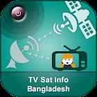 Info satélite Bangladesh icon