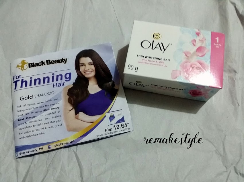 Black Beauty and Olay Skin Whitening Freebies from BeautyMNL