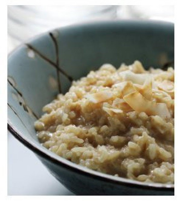 Coconut Caramel Rice Pudding - Mw Recipe
