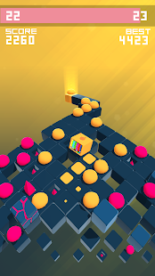 Splashy Cube: Color Run 16