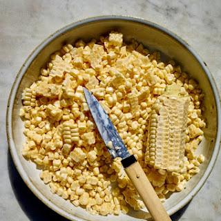 Coconut Corn Salad Recipe