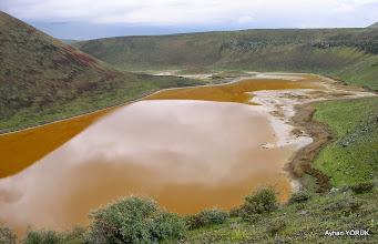 Photo: Meke Gölü - Karapınar/KONYA - 20.04.2013