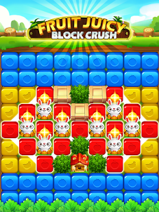 Fruit Juicy Block Crush - náhled