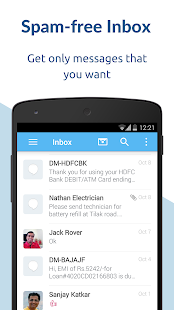SMS Blocker- screenshot thumbnail