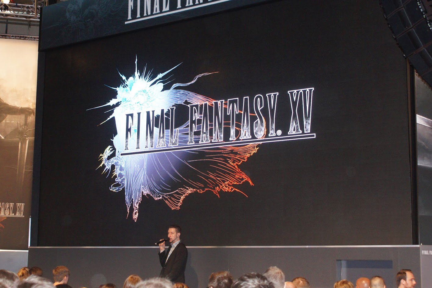 Gamescom 2015 Final Fantasy XV