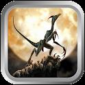 Dinosaur Fight Puzzle Match icon