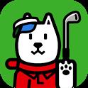 お父さんゴルフスコアproduced by GDO icon