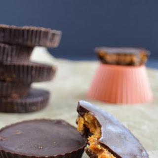 Vegan Pumpkin Pie Butter Cups