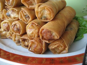 Colongo's Egg Rolls Recipe