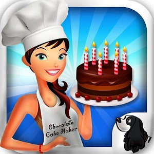 Cake Maker Cooking Games Kids for PC and MAC