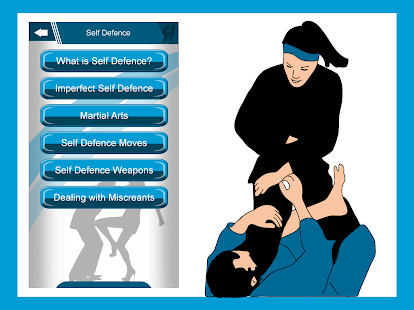 Perfect Self Defence app 9