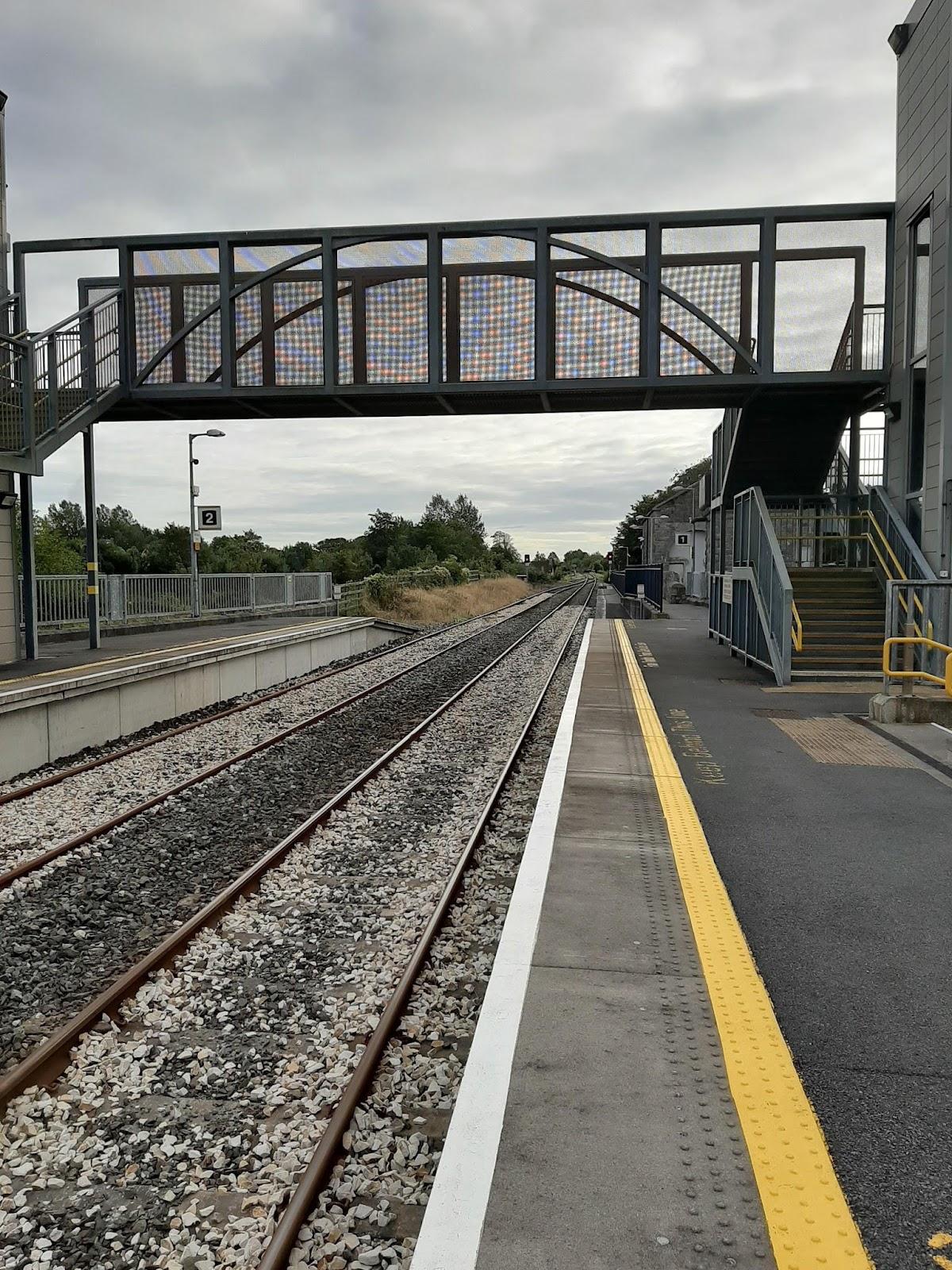 Gort Railway station