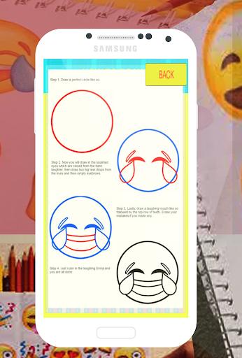 玩免費遊戲APP|下載How to draw emojis 2016 - 2017 app不用錢|硬是要APP
