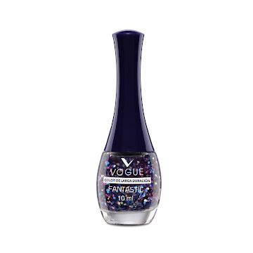 Esmalte Vogue Fantastic Decoración Y Acabados Confetti 94 x 10Ml