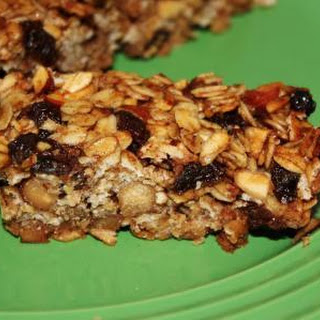 Applesauce Energy Bars
