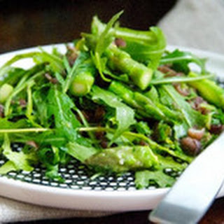 Adzuki Bean and Asparagus Salad