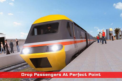 Super Bullet Train: Train Stunt Driving 2020 hack tool