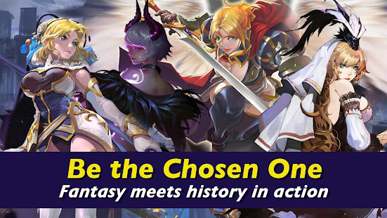 How to hack Fate:The One for android free