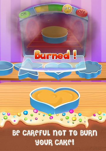 Kue Memasak - Desain Makanan - Games Anak-Anak 1.3.0 screenshots 9