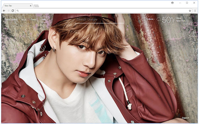 BTS Bangtan Boys Jungkook Wallpapers HD