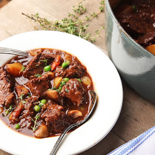 All-American Beef Stew.