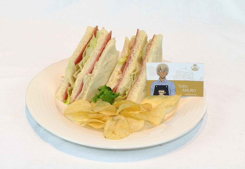安室透特製 跟蹤狂最愛三明治