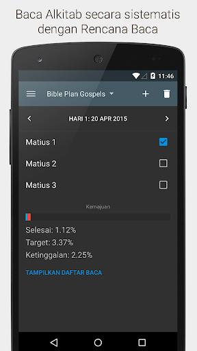 Alkitab 4.6.4 Screenshots 6