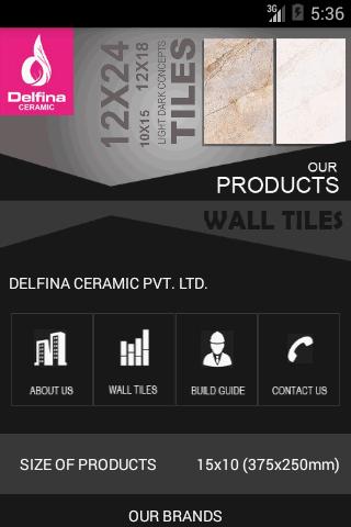 Delfina Ceramic