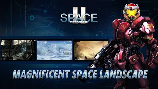 Space Armor 2 1.3.0 MOD (Unlimited Money) 4