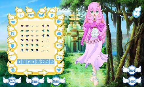Dress Up Angel Avatar Anime Games – Latest MOD APK 3
