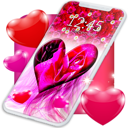 Sweet Love Live Wallpaper (app)