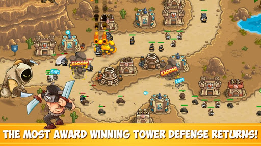 Kingdom Rush Frontiers apkdebit screenshots 11