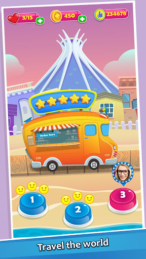 ? Food Truck: Match 3 Game Free