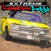Demolition Derby Crash