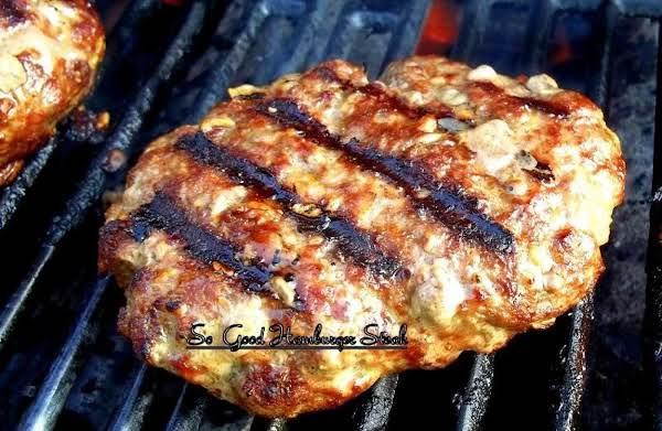 So Good Hamburger Steak Recipe